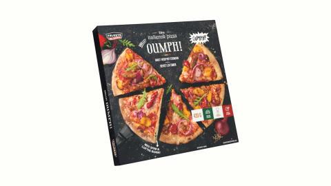 Efter Oumph! kommer...pizza med Oumph!