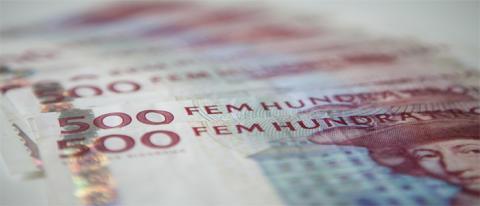 Inget bidrag till konferens om penningtvätt