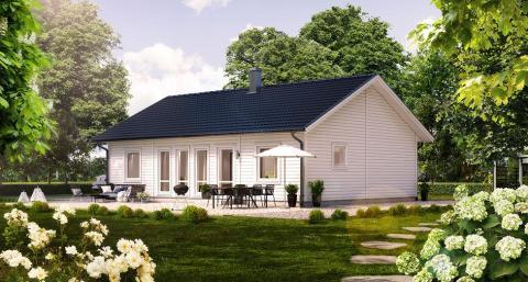I Umeå byggs ett kundanpassat LB Optimal 90 – se den virtuella visningen