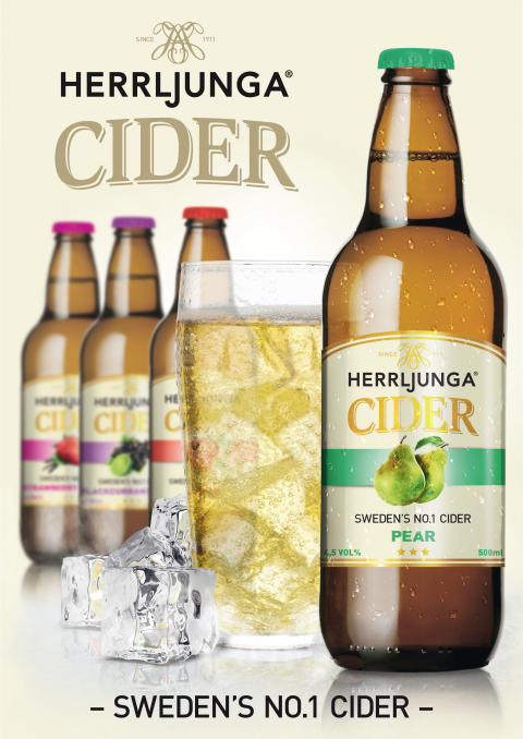 Herrljunga Cider Perfect Serve Pear