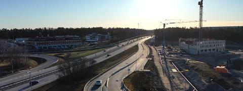 Stora satsningar på trafiklösningar i norrort – så påverkas du under byggtiden