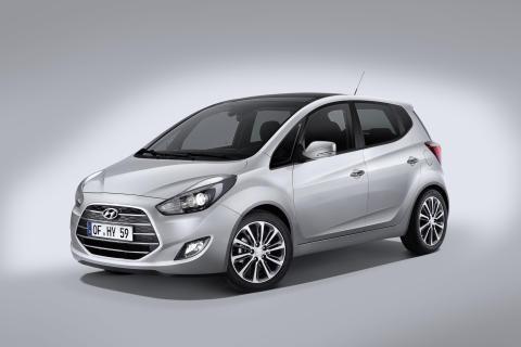 Ny Hyundai ix20
