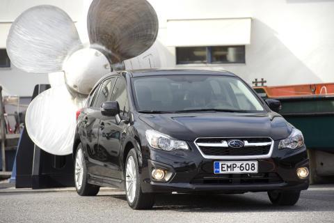 Subaru är Top Safety Pick även 2014