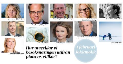 Mikael Damberg till Swedish Lapland för samtal om besöksnäringen