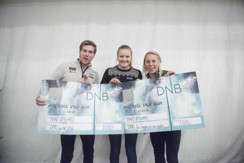 DNB stipend Marit Øygard