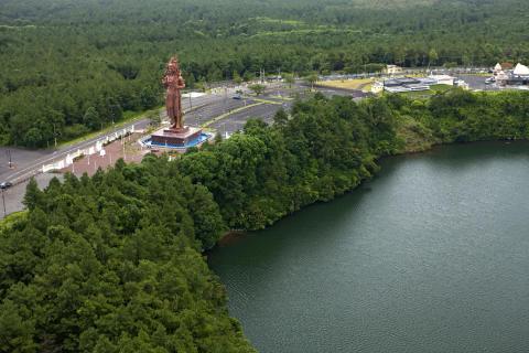 île Maurice_Grand Bassin  Shiva Statue ©MTPA_Bamba