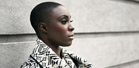 Se live sessions med succesfulde Laura Mvula