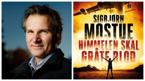 Sigbjørn Mostue nominert til Rivertonprisen