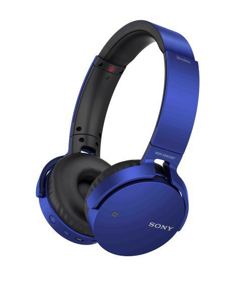MDR-XB650BT de Sony_Bleu_01