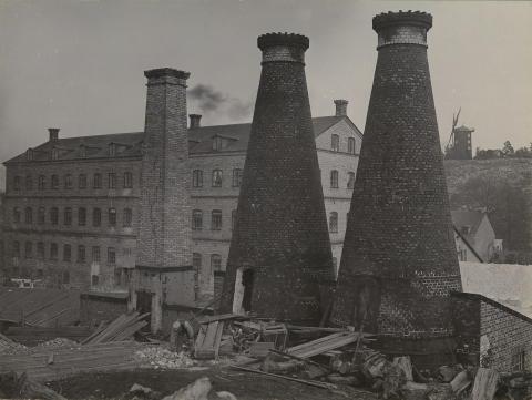 Flintugnarna i Gustavsberg
