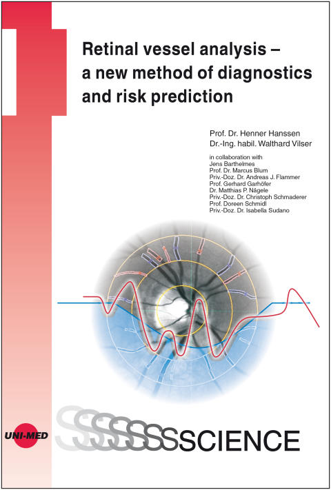 "Fachbuch ""Retinal vessel analysis"""