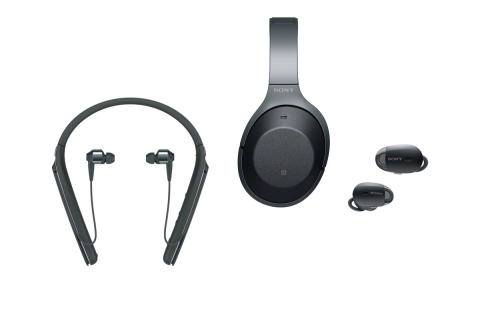 Sony lance la gamme révolutionnaire de casques sans fil à annulation de bruit 1000X