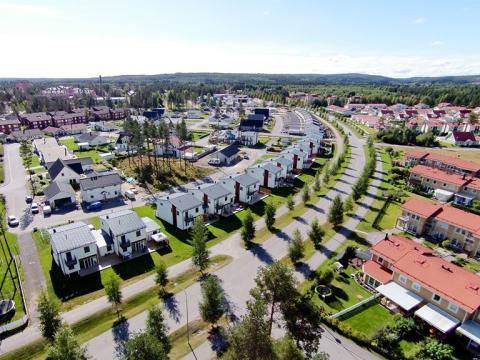 OBOS ökar sin bostadsutveckling genom markförvärv runt om i landet