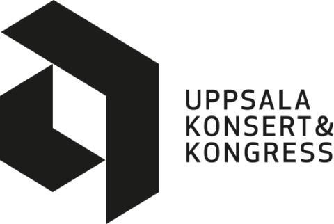 Logotyp UKK - svart