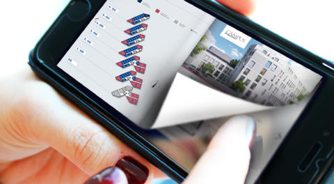 Digital Tool für blätterbare PDF