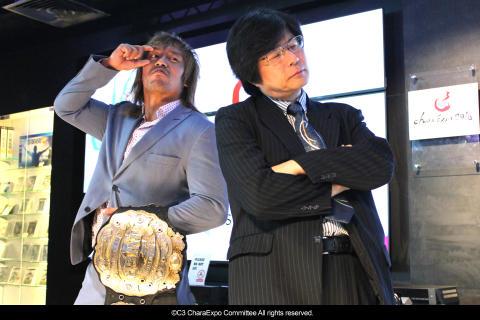 Tetsuya Naito and Taaki Kidani