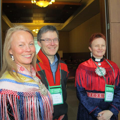 Urfolksrättigheterna upp i Kyrkornas världsråd