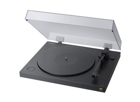 Anna vinyylien soida Sonyn uudella korkeatasoisella levysoittimella
