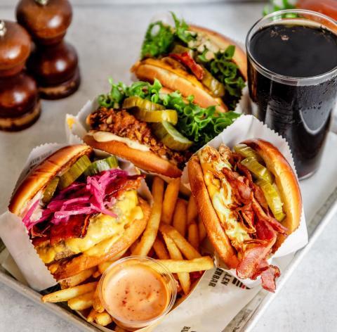 Restaurant Århus: Fødselsdag på Grillen Burgerbar