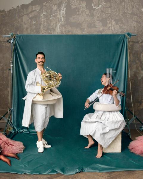 Sommarpå Kungliga Operan