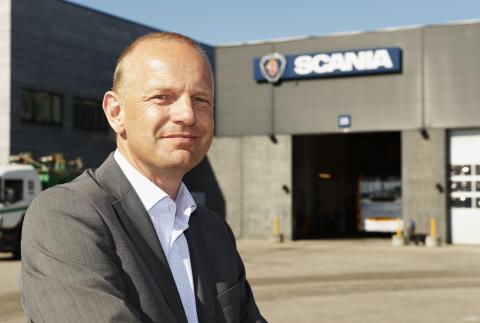 Sådan har det været at være adm. direktør for Scania Danmark