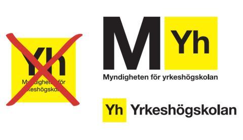 Yrkeshögskolan blir eget varumärke med egen logotype