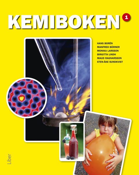 Kemiboken-serien - Kemiboken i ny tappning