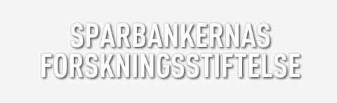 Sparbankernas Forskningsstiftelse beviljade 89 000 euro i stipendier