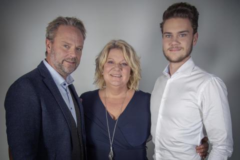 Jontefonden är Årets Vårdhjälte av Svenska Hjältar och får vinterprata i P1