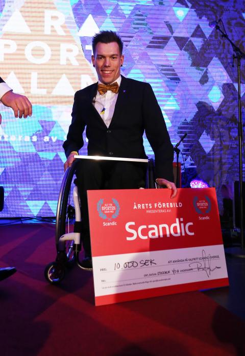 FÖREBILD Stefan Jansson (rullstolsrugby)