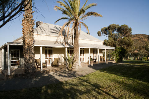 Arkaba Station, Flinders Ranges.