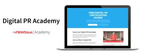 Learn Digital PR Quickly With Mynewsdesk