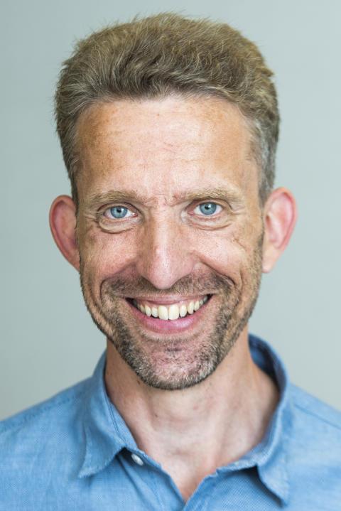 David Engblom, biträdande professor vid Linköpings universitet