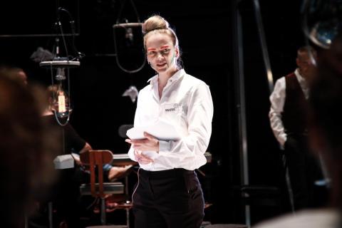 Ane Dahl Torp testar publikum