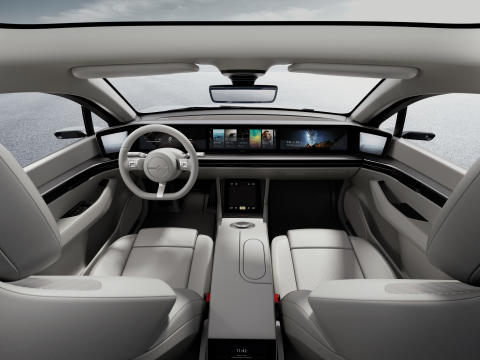 VISION-S Concept Model 3