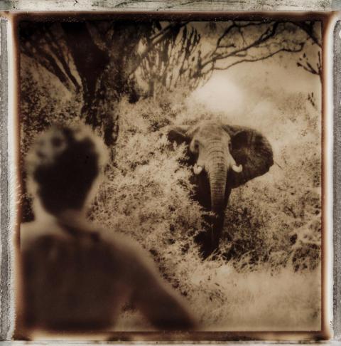 Konstfoto speglar Afrikas själ - utställningen förlängs