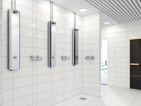 FM Mattsson´s shower panels