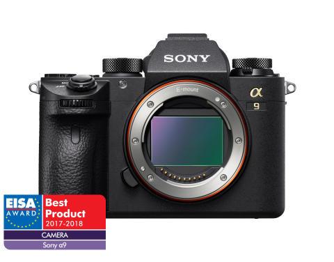 Sony keräsi ennätykselliset seitsemän EISA-palkintoa eri kategorioissa