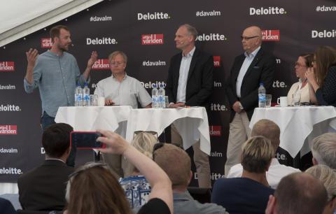 Hur säkrar Sverige långsiktig konkurrenskraft? - 2