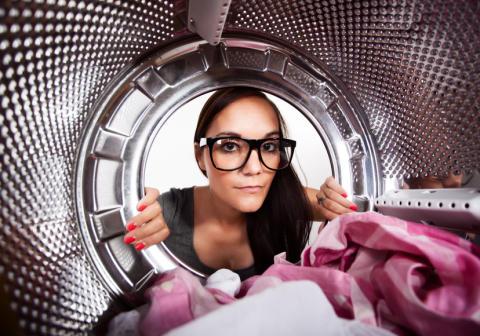 Hvordan installere en vaskemaskin