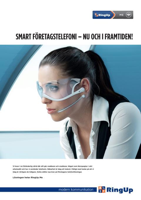RingUp Me - Smart företagstelefoni - Nu och i framtiden