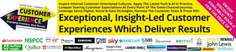 The customer experience conference
