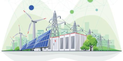 Lidlin jakelukeskuksessa toimii Suomen tehokkain kiinteistön oma energiavarasto ja mikroverkko