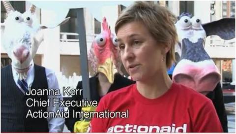 ActionAid: Världens ledare borde ha inlett en räddningsinsats på FN-toppmötet