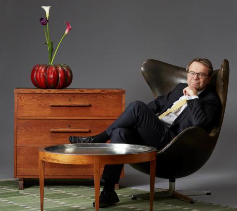 Knut Knutson ersätter Karin Laserow under Östersjöfestivalen