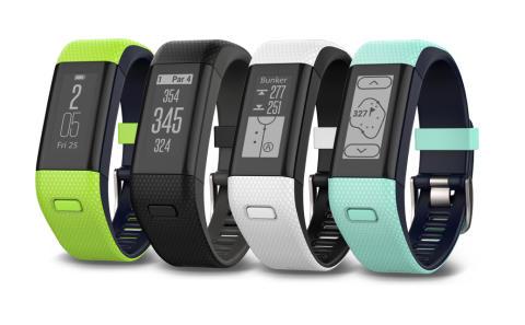 Approach® X40 - stilig armbånd med GPS, golf- og aktivitetsfunksjoner