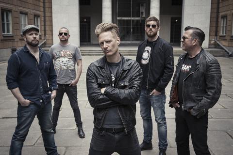 Dead Express – Svettig actionrock med punkattityd!