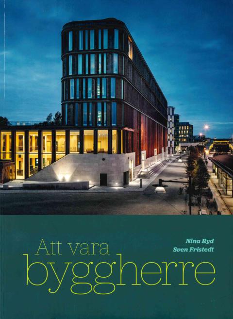 Att vara byggherre - ny bok