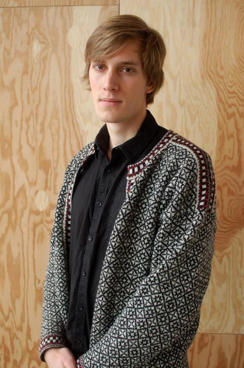Olof Lindström. Stipendiat 2011