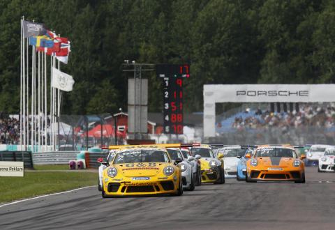 Porsche Carrera Cup Scandinavia lanserar omfattande förarutvecklingsprogram.
